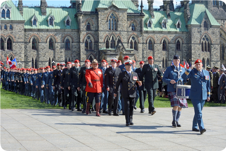 Canadian Military Police Association - Home